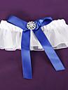 Splendor Royal Blue Wedding Garter