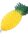 ananas formad kulspetspenna med magnet