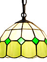 Max 62W Tiffany Mini Style Electroplated Pendant Lights Living Room / Dining Room / Kitchen