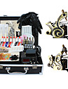 2 Tattoo Machine Kits with Top Quality LCD Power Supply
