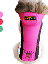 Comfort Warm Ski Suit Jacket for Dogs (XS-XXL, Assorted Colors)
