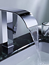 Sprinkle® Sink Faucets  ,  Contemporary  with  Chrome Single Handle One Hole  ,  Feature  for Waterfall Centerset