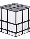 Shengshou® Slät Hastighet Cube Alien Spegel Magiska kuber Svart Blekna Plastic