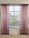 pois rose polyester rideaux de rideaux