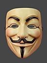 Masque Monstre Fete / Celebration Deguisement Halloween Beige Imprime Masque Halloween / Carnaval / Nouvel an Unisexe PVC