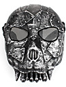 Skull Head Protective Mask with Elastic Strap