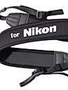 neopren kamera halsremmen för Nikon D5000 D5100 och mer