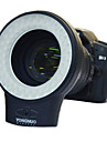 WJ-60 Macro Ring Photography Continuous LED Light for Canon Nikon Sigma