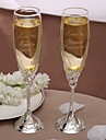Personalized Toasting Fultes - LOVE