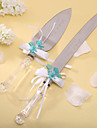 Serving Sets Wedding Cake Knife Personalized Cake Knife / Server Set(More Colors)