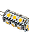 $ 1,76 USD - LED Mais-Birne; Warmes Weisses Licht; G4; 2W; 18x5050SMD; 110LM; 3000K (12V)