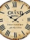 retro style vintage horloge murale