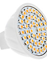 GU5.3(MR16) Spot LED MR16 48 SMD 3528 230 lm Blanc Chaud DC 12 V