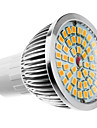 6W GU10 LED-spotlights MR16 48 540 lm Varmvit AC 100-240 V