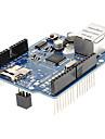 W5100 Ethernet-kretskort till Arduino, stöd för Micro SD-kort