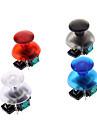 Byte 3D Vibrerande Rocker Joystick Cap Caps Shell Mushroom för PS3 Wireless Controller (Grön Chip)