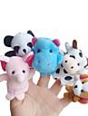 Jouets Marionnette de Doigt Jouets Dessin Anime Nouveaux Jouets Garcons / Fille Pluche