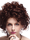 Capless High Quality Synthetic Short Curly Hair Wigs