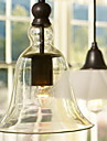 Max 60W Traditional/Classic / Vintage / Bowl Mini Style Pendant Lights Living Room / Dining Room