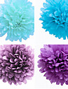 Wedding Décor 20 inch Paper Flower - Set of 4 (More Colors)