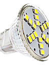 3W GU4(MR11) Spot LED MR11 18 SMD 2835 230 lm Blanc Froid DC 12 / AC 12 V