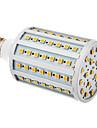 20W E26/E27 Ampoules Mais LED T 102 SMD 5050 lm Blanc Chaud AC 100-240 V