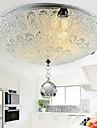 10W LED 40cm moderne lysekrone i krystall anheng lys Ny stil taklampe