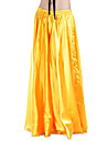 Belly Dance Skirts Women\'s Training Satin Orange / Yellow Belly Dance / Ballroom Spring, Fall, Winter, Summer