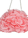 Soie de mode avec la fleur Occasion / Evening Handbags speciales
