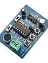 ISD1820 Ljud / röstinspelning och uppspelning Module Board (3 ~ 5V)