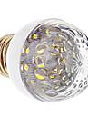 E27 1W 20-LED 100lm 7000K Alb rece LED Bec Globe (200-240V)