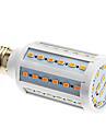 12W E26/E27 LED Corn Lights T 60 SMD 5630 lm Warm White AC 220-240 V
