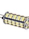 5W G4 LED-lampa T 66 SMD 3020 380 lm Kallvit DC 12 V