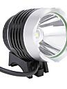 Lampe Avant de Velo LED Cree T6 Cyclisme Etanche / Rechargeable 18650 1200 Lumens Batterie Camping/Randonnee/Speleologie / Cyclisme-