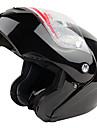 936-R4 högkvalitativa motorcykel racing hela ansiktet öppen hjälm (svart)