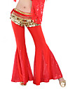 Belly Dance Bottoms Women\'s Training Polyester / Sequined Sequins 1 Piece Blue / Red / Royal Blue / Yellow Belly DanceSpring, Fall,