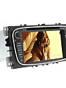 Android4.4.4 7 Inch Car DVD Player For Ford Mondeo with Canbus ,GPS,3G,WIFI,Multi-Touch Capacitive,1080P,TV
