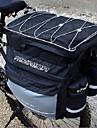 cykel~~POS=TRUNCVäska till pakethållaren/Cykelväska Vattentät / Regnsäker / Reflekterande Strip / Inbyggd Vattenkokare Väska Cykelväska