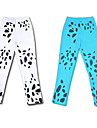 Inspire par One Piece Trafalgar Law Anime Costumes de cosplay Tops Cosplay / Bas Motif Animal Blanc / Bleu Pantalons