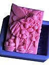 1 Miljövänlig Tårta / Kaka Silikon Bakningsformar