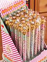 Crayon Stylo Porte-mines Stylo,Plastique Baril Noir Couleurs Aleatoires Couleurs d\'encre For Fournitures scolaires Fournitures de bureau