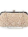 polyster / perles de mariage / embrayages pour les occasions spéciales / sacs à main de soirée (plus de couleurs)