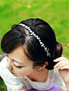 Diamant elegant et cristal bandeaux de Canlyn femmes