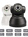 Indoor PTZ Indoor IP Camera Day Night Wireless P2P (1/4 Inch CMOS, Lens 3.6mm)