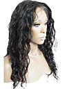 18inch Hot Försäljning Beauty 100% indiska Human Hair Full Lace Wig