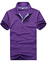 Men\'s Stylish Stand Collar Slim POLO Shirt