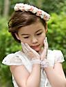Flower Girl\'s Foam Headpiece-Wedding / Special Occasion / Casual Flowers