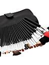 23pcs Makeup Brushes setBristle/Goat/Mink Hair Professional Powder/Foundation/Concealer/Blush brush Shadow Brush Makeup Kit