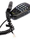 YAESU MH-48A6J Microphone a main avec des boutons numeriques pour FT-7800E / FT-8800E / FT-8900R - Noir