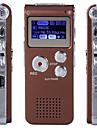 Newest 8G MP3 Digital Voice Recorder (Coffee)